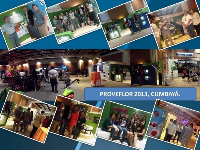 Feria PROVEFLOR 2013